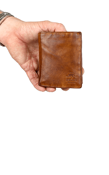 CL-14985 Cognac (9cmx11,3x3xm
