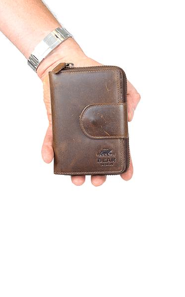 VG-13550 Bruin (9,5cmx13,5×2,3cm)